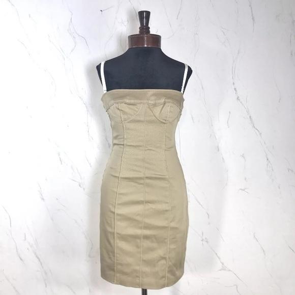 4b27654df547 Dolce & Gabbana Dresses   Dg Dolce And Gabbana Gabardine Bustier ...